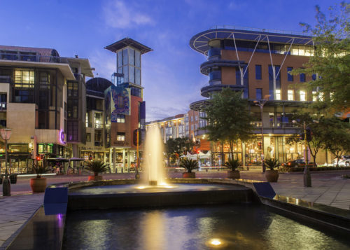 Melrose Arch - investment opportunities in a mixed-use environment