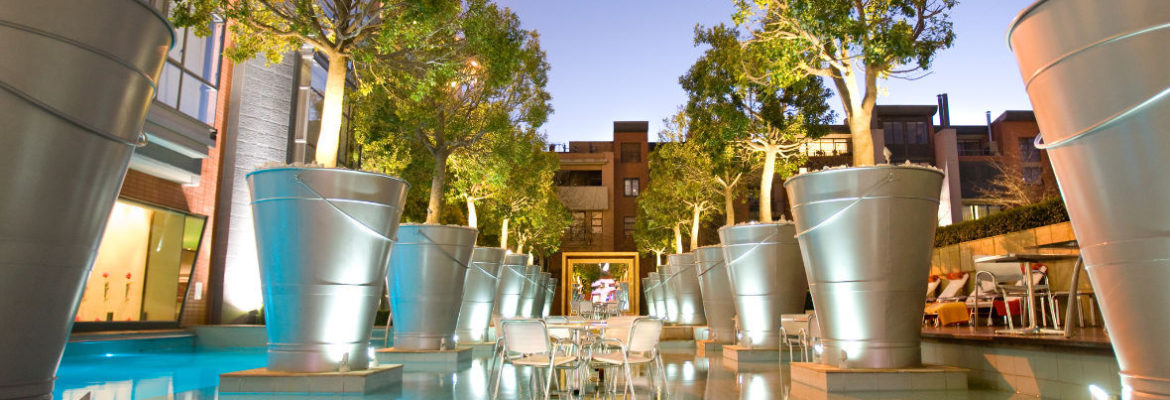 African Pride Hotel At Melrose Arch